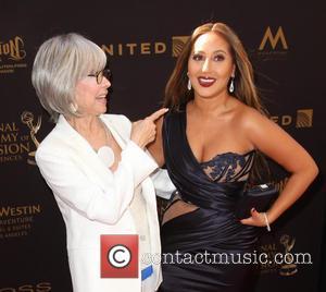 Rita Moreno and Adrienne Bailon