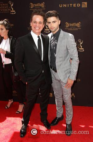 Christian Leblanc and Max Ehrich