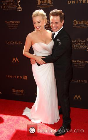 Jessica Collins and Christian Leblanc