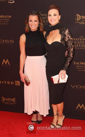 Melissa Claire Egan and Gina Tognoni