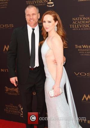 Sean Carrigan and Camryn Grimes