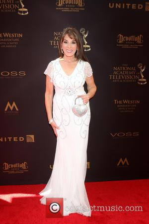 Kate Linder - 43rd Daytime Emmy Awards - Arrivals at Bonaventure Hotel, Daytime Emmy Awards, Emmy Awards - Los Angeles,...