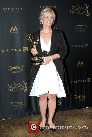 Mary Beth Evans - 43rd Annual Daytime Emmy Awards held at the Westin Bonaventure Hotel and Suites - Press Room...