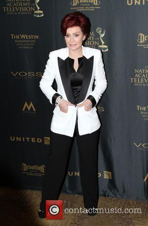 Sharon Osbourne - 43rd Annual Daytime Emmy Awards held at the Westin Bonaventure Hotel and Suites - Press Room at...