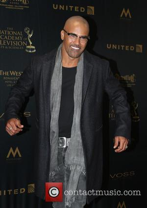 Shemar Moore - 43rd Annual Daytime Emmy Awards held at the Westin Bonaventure Hotel and Suites - Press Room at...