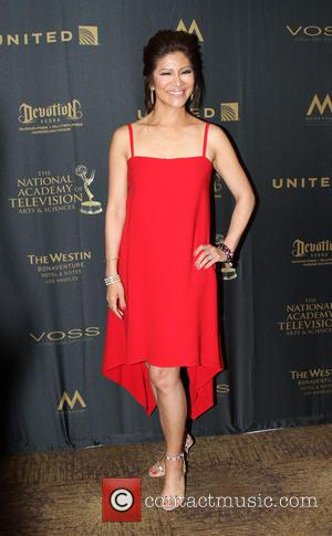 Julie Chen - 43rd Annual Daytime Emmy Awards held at the Westin Bonaventure Hotel and Suites - Press Room at...