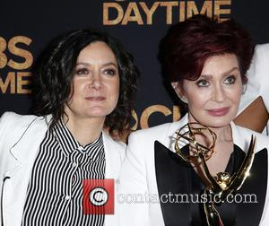 Sara Gilbert and Sharon Osbourne