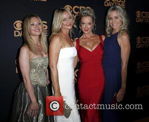 Guest, Sharon Case and Jennifer Gareis