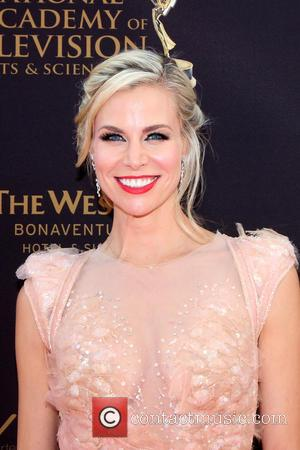 Brooke Burns - 43rd Daytime Emmy Awards at the Westin Bonaventure Hotel at Bonaventure Hotel, Daytime Emmy Awards, Emmy Awards...