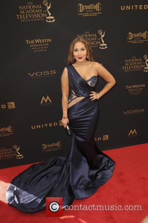 Adrienne Bailon - The 2016 Daytime Emmy Awards Arrivals at Daytime Emmy Awards, Emmy Awards - Los Angeles, California, United...