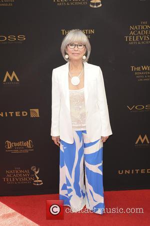 Rita Moreno: 'Acting Is Good For My Memory'