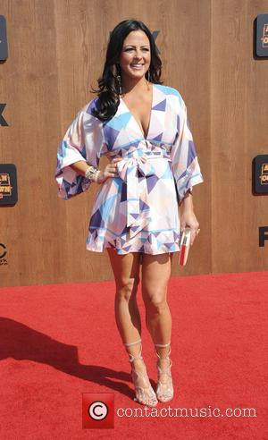 Sara Evans - The 2016 American Country Countdown Awards - Arrivals - Los Angeles, California, United States - Monday 2nd...