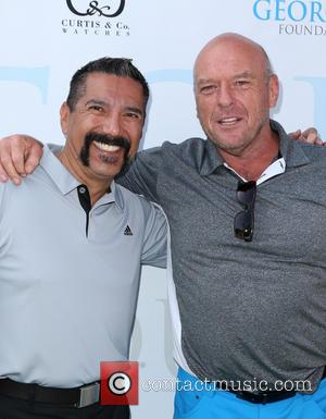 Steven Michael Quezada and Dean Norris