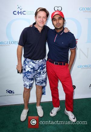 Kevin Rahm and Kunal Nayyar