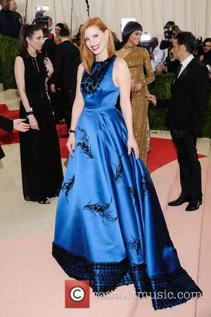 Jessica Chastain - Metropolitan Museum of Art Costume Institute Gala - Manus x Machina: Fashion in the Age of Technology...