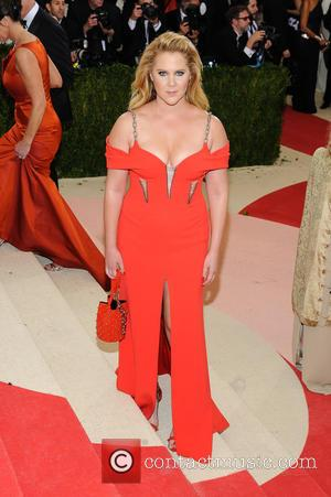 Amy Schumer - Metropolitan Museum of Art Costume Institute Gala: Manus x Machina: Fashion in an Age of  Technology...