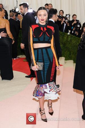 Miranda Kerr Celebrates Impending Nuptials