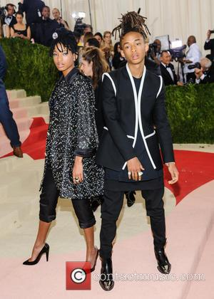 Willow Smith and Jaden Smith