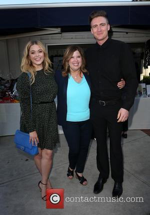 Sasha Pieterse, Linda Small and Hudson Sheaffer