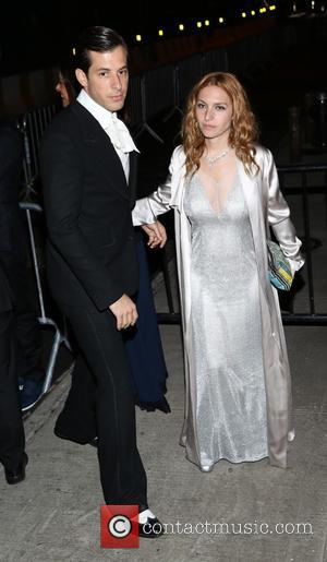 Mark Ronson and Josephine De La Baume