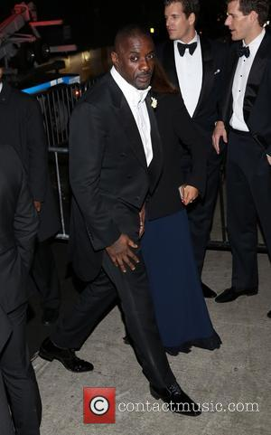 Idris Elba - Manus x Machina: Fashion In An Age Of Technology' Costume Institute Gala - After Party - New...