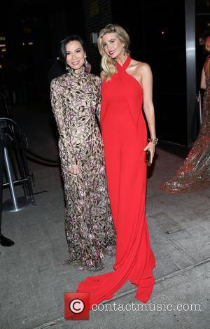Ivanka Trump and Wendi Deng