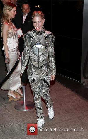 Julie Macklowe - Manus x Machina: Fashion In An Age Of Technology' Costume Institute Gala - After Party - New...