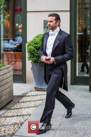 Bradley Cooper - Bradley Cooper heading to the 2016 Met Gala - New York City, New York, United States -...