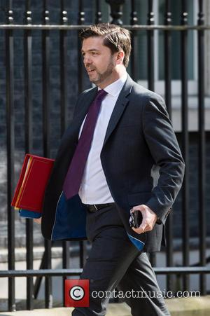 Stephen Crabb - Ministers arrive for a Cabinet Meeting at 10 Downing Street - London, United Kingdom - Tuesday 3rd...