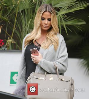 "Katie Price's Decision To Go To Rehab Motivated By Mother's ""Dying Wish"""