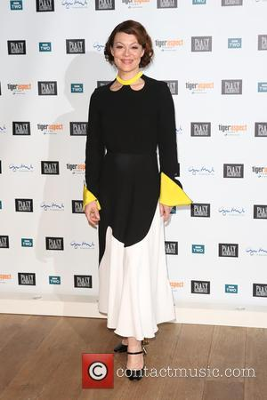 Helen McCrory - Peaky Blinders preview screening held at BFI Southbank - Arrivals - London, United Kingdom - Tuesday 3rd...