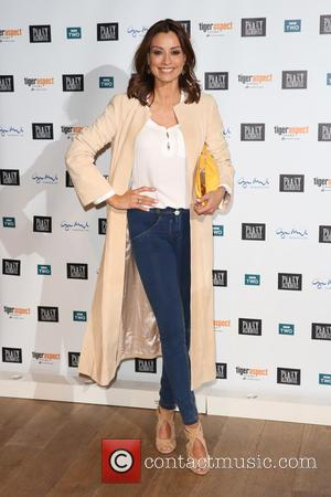 Melanie Sykes - Peaky Blinders preview screening held at BFI Southbank - Arrivals - London, United Kingdom - Tuesday 3rd...