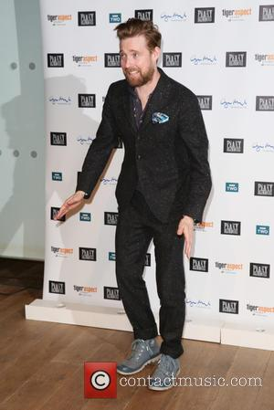 Ricky Wilson - Peaky Blinders preview screening held at BFI Southbank - Arrivals - London, United Kingdom - Tuesday 3rd...