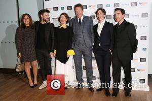 Caryn Mandabach, Paul Anderson, Helen Mccrory, Steven Knight and Cillian Murphy