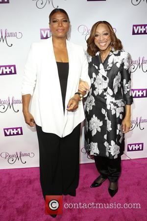 Queen Latifah and Rita Owens