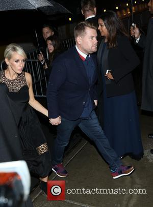 Ellie Goulding , James Corden - Manus x Machina: Fashion In An Age Of Technology' Costume Institute Gala - After...