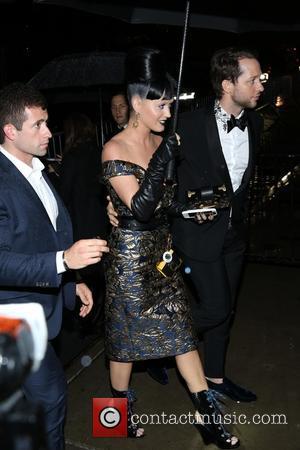 Katy Perry and Derek Blasberg