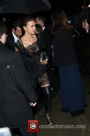 Irina Shayk - Manus x Machina: Fashion In An Age Of Technology' Costume Institute Gala - After Party - New...
