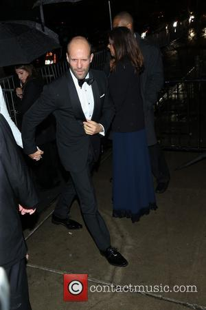 Jason Statham - Manus x Machina: Fashion In An Age Of Technology' Costume Institute Gala - After Party - New...