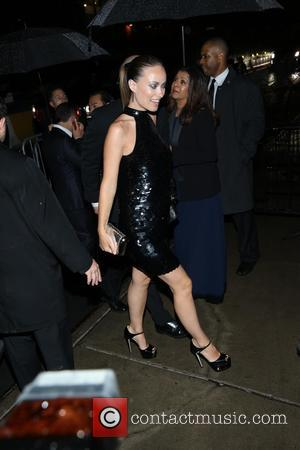 Olivia Wilde - Manus x Machina: Fashion In An Age Of Technology' Costume Institute Gala - After Party - New...