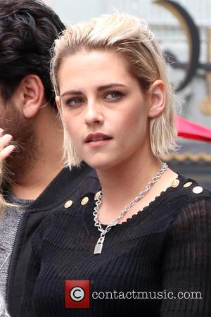 Kristen Stewart - Jodie Foster Hollywood Walk of Fame Star Ceremony at the TCL Chinese Theater IMAX at TCL Chinese...