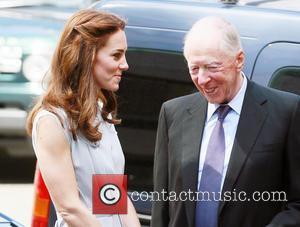 The Duchess of Cambridge , kate middleton - The Duchess of Cambridge attends a lunch in support of the Anna...