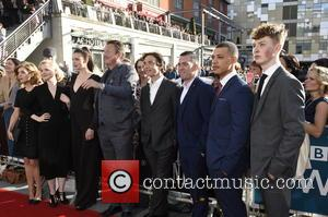 Kate Phillips, Packy Lee, Steven Knight, Cillian Murphy, Gaite Jansen, Jordan Bolger and Harry Kirton