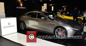 Kent, London Motor Show and Maserati