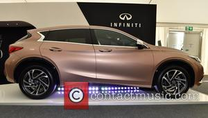 Kent, London Motor Show and Infiniti