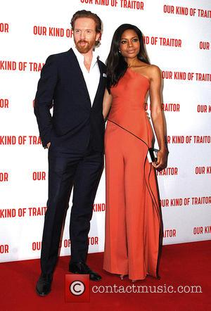 Damian Lewis and Naomi Harris