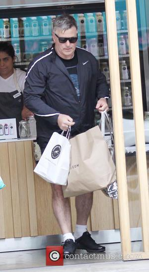 Alec Baldwin - Alec Baldwin stops by Pressed Juicery in Beverly Hills - Los Angeles, California, United States - Thursday...