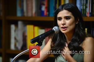 Diane Guerrero at Books And Books - Gables