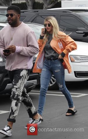 Fred Segal and Sofia Richie
