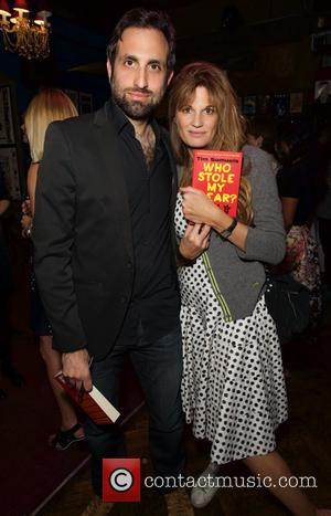 Tim Samuels and Jemima Khan